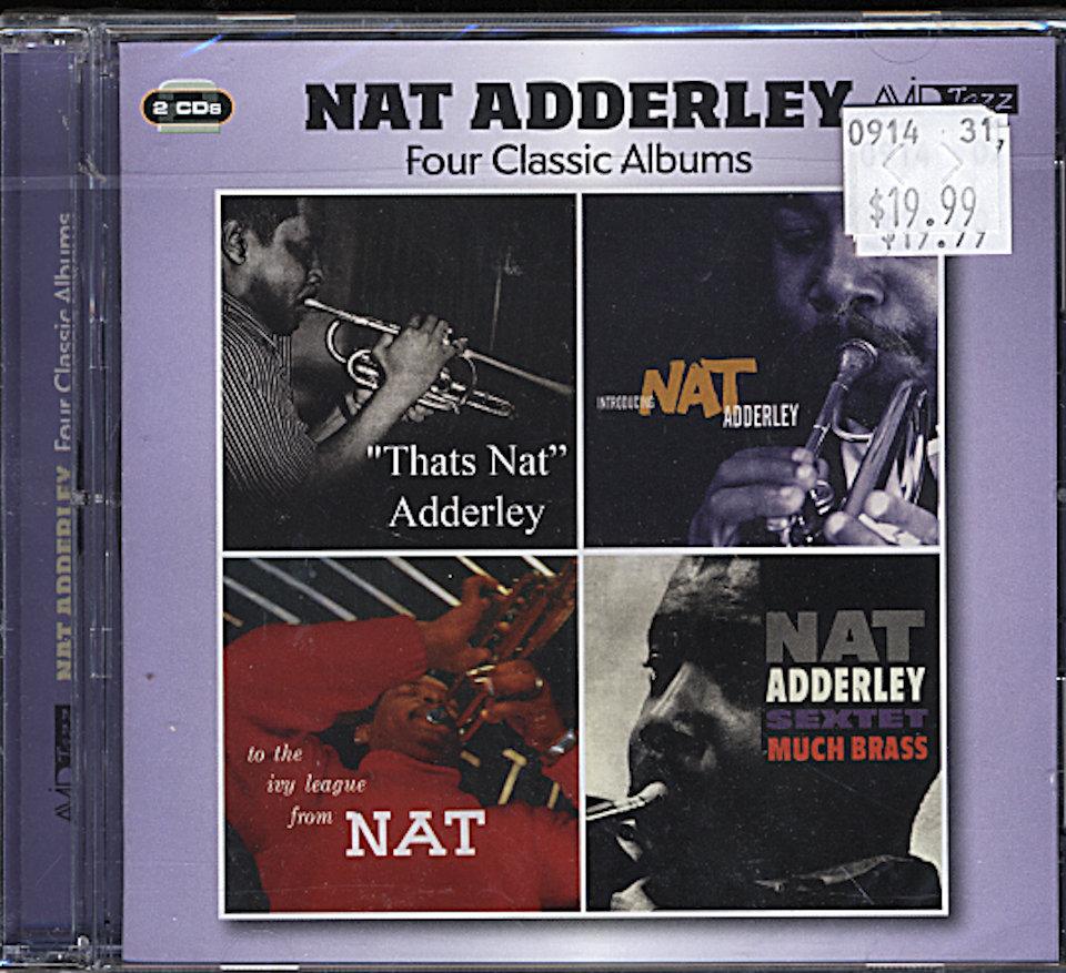 Nat Adderley CD