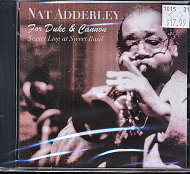 Nat Adderley CD
