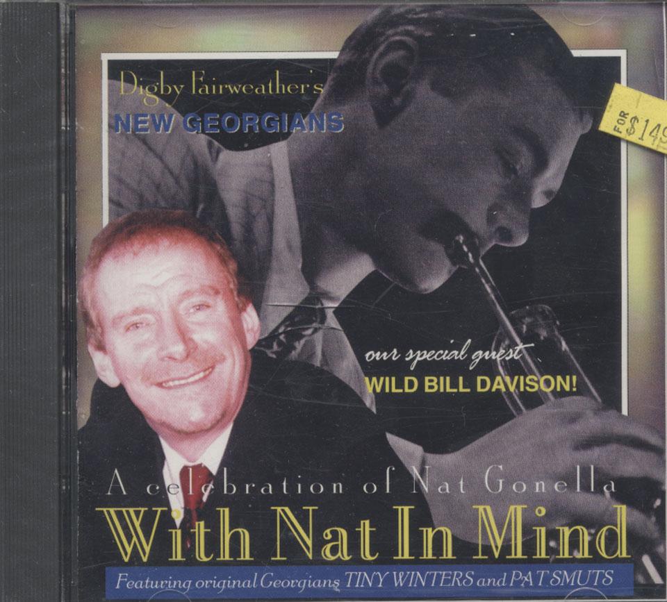 Nat Gonella CD