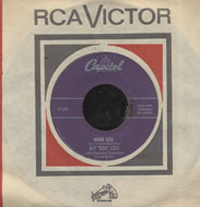 "Nat King Cole And His Trio Vinyl 7"" (Used)"