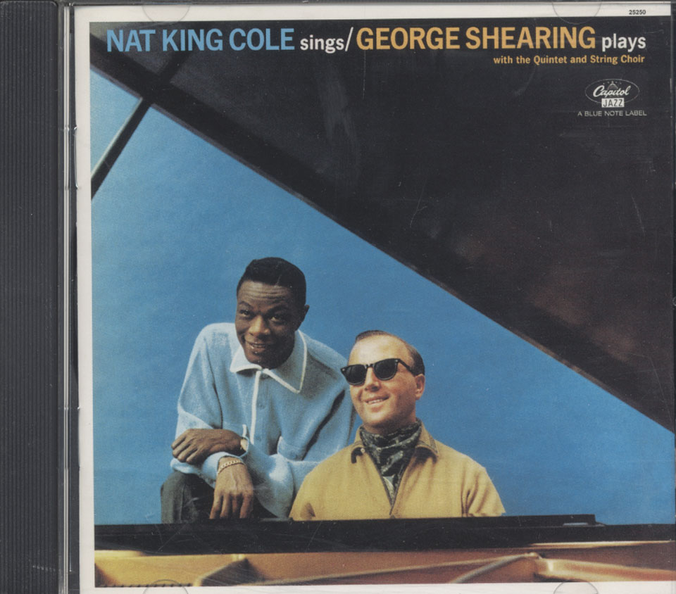 Nat King Cole / George Shearing CD