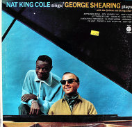 "Nat King Cole / George Shearing Vinyl 12"" (Used)"
