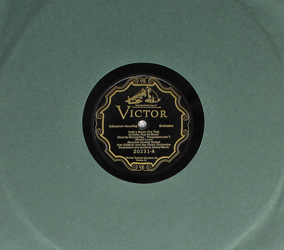 Nat Shilkret And The Victor Orchestra 78