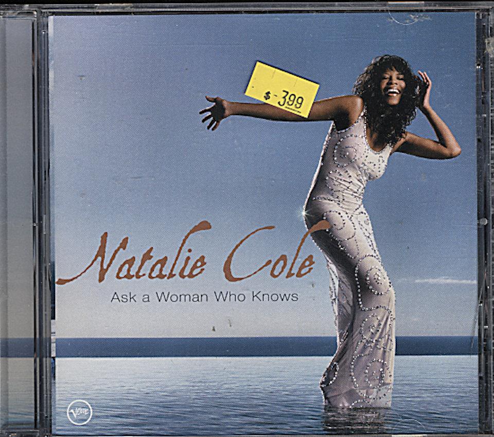 Natalie Cole CD