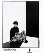 Natalie Cole Promo Print