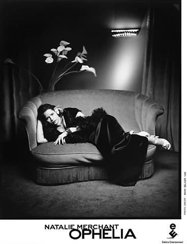 Natalie Merchant Promo Print