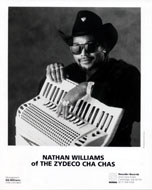 Nathan Williams Promo Print