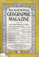 National Geographic  Jun 1,1936 Magazine