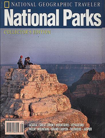 National Geographic Traveler: National Parks Magazine