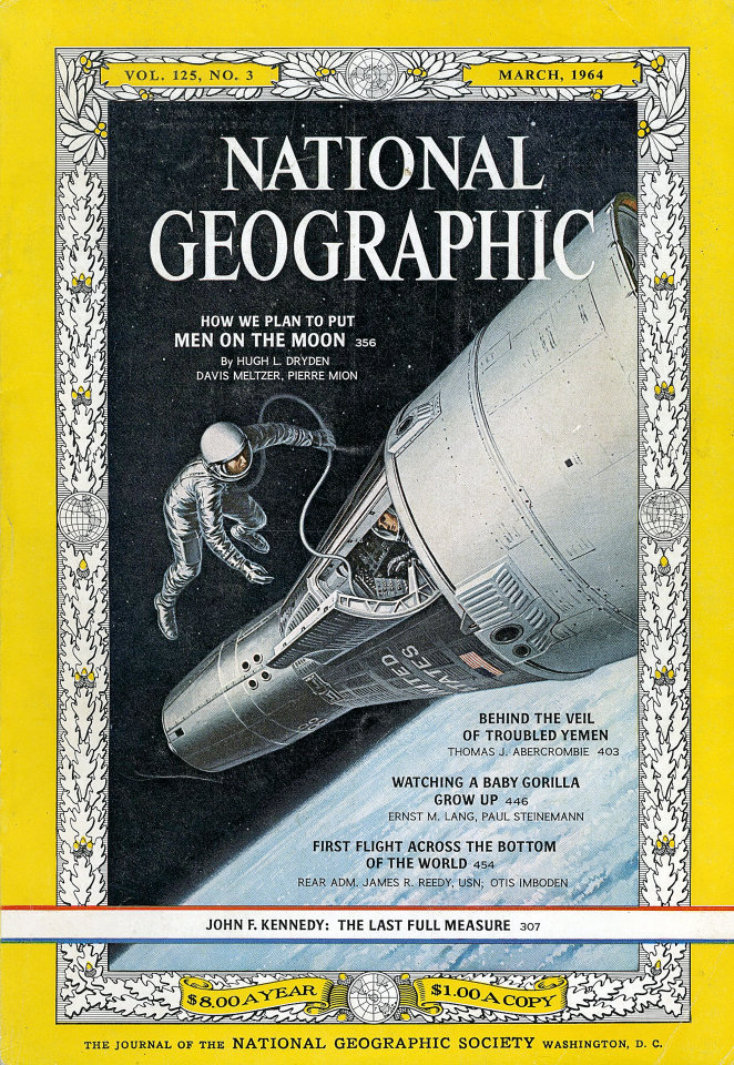 National Geographic Vol. 125 No. 3