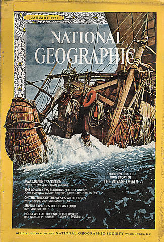 National Geographic Vol. 139 No. 1 Magazine