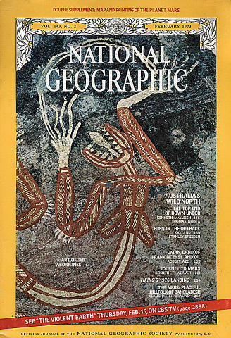 National Geographic Vol. 143 No. 2 Magazine