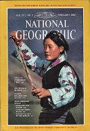 National Geographic Vol. 157 No. 2 Magazine