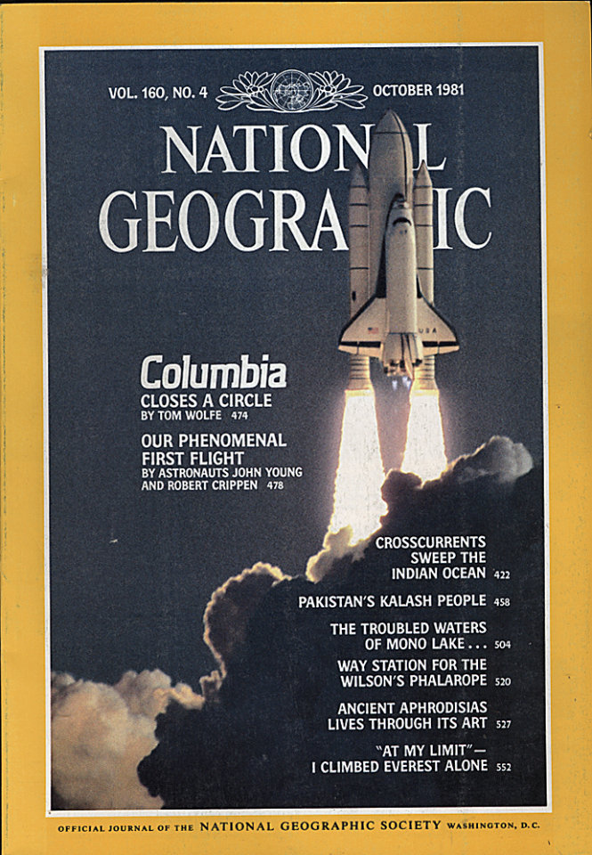 National Geographic Vol. 160 No. 4
