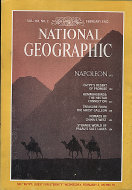 National Geographic Vol. 161 No. 2 Magazine