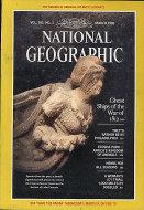 National Geographic Vol. 163 No. 3 Magazine