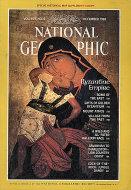 National Geographic Vol. 164 No. 6 Magazine