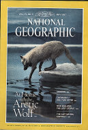 National Geographic Vol. 171 No. 5 Magazine
