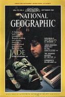 National Geographic Vol. 172 No. 3 Magazine