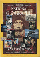 National Geographic Vol. 173 No. 1 Magazine