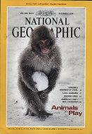 National Geographic Vol. 186 No. 6 Magazine