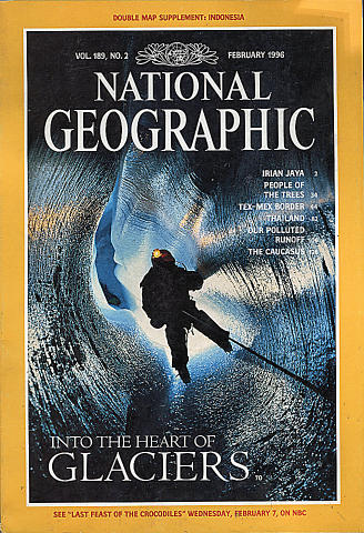 National Geographic Vol. 189 No. 2 Magazine