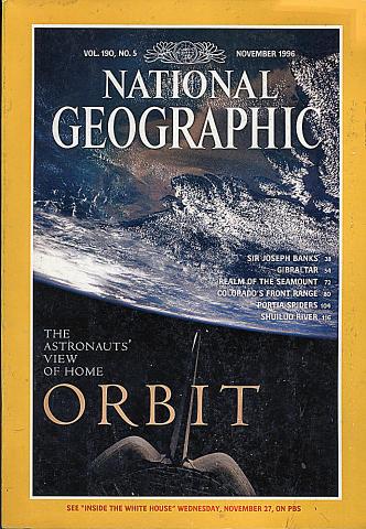 National Geographic Vol. 190 No. 5 Magazine