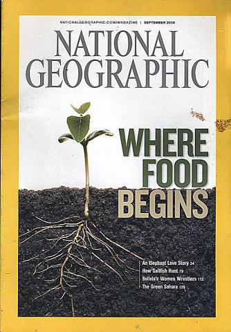 National Geographic Vol. 214 No. 3 Magazine