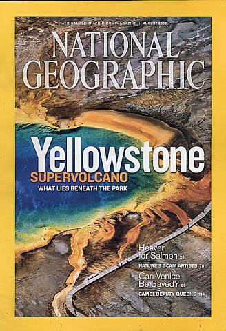 National Geographic Vol. 216 No. 2 Magazine