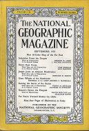 National Geographic Vol. CII No. 3 Magazine