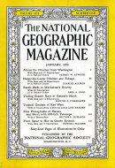 National Geographic Vol. CIII No. 1 Magazine
