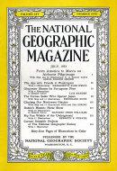 National Geographic Vol. CIV No. 1 Magazine