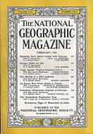 National Geographic Vol. CIX No. 2 Magazine