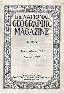 National Geographic Vol. CIX Magazine