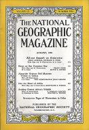 National Geographic Vol. CX No. 2 Magazine