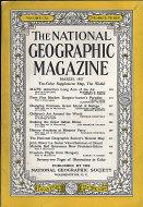 National Geographic Vol. CXI No. 3 Magazine