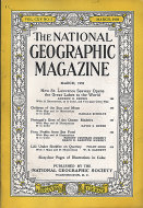National Geographic Vol. CXV No. 3 Magazine