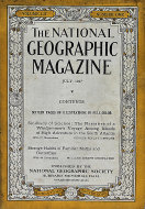 National Geographic Vol. LII No. 1 Magazine