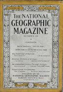 National Geographic Vol. LII No. 5 Magazine