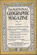 National Geographic Vol. LIX No. 4 Magazine
