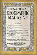 National Geographic Vol. LVI No. 2 Magazine