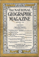 National Geographic Vol. LXI No. 1 Magazine