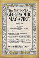 National Geographic Vol. LXI No. 3 Magazine