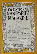 National Geographic Vol. LXIV No. 4 Magazine