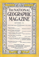 National Geographic Vol. LXX No. 3 Magazine