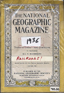 National Geographic Vol. LXX No. 5 Magazine