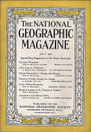 National Geographic Vol. LXXII No. 1 Magazine