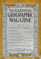 National Geographic Vol. LXXIX No. 4 Magazine