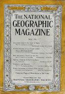 National Geographic Vol. LXXIX No. 5 Magazine