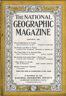 National Geographic Vol. LXXV No. 1 Magazine
